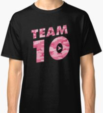 Team 10 Pink Camo: Jake Paul  Classic T-Shirt