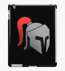 Iron Helmet iPad Case/Skin