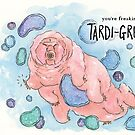 Tardi-GREAT Tardigrades!! by Elvedee