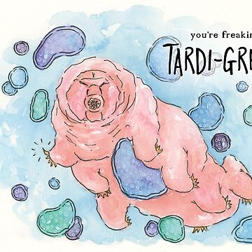Tardi-GREAT Tardigrades !! de Elvedee
