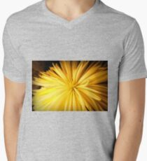 yellow flower macro T-Shirt