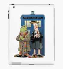Doctor Who The Muppets iPad Case/Skin