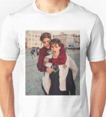 piggy ride martinez T-Shirt