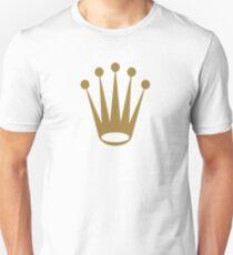 Rolex Logo Design Unisex T-Shirt