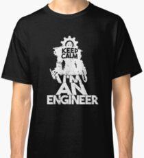 I'm An Engineering Art Design Classic T-Shirt