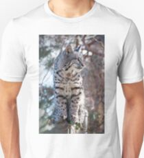 Alert kitty Unisex T-Shirt