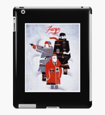 All series characters of Fargo iPad Case/Skin