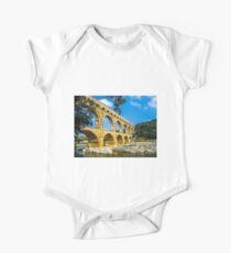 Roman Aqueduct   One Piece - Short Sleeve