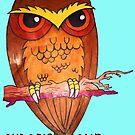 CHLOE'S OWL by James Lewis Hamilton