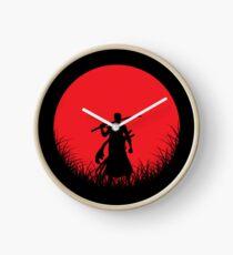Zoro Moon Silhouette Horloge