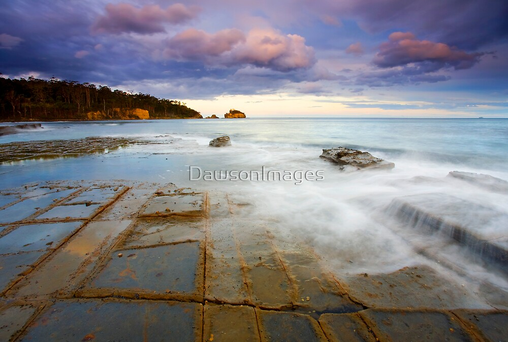 Flooding the Steps by DawsonImages