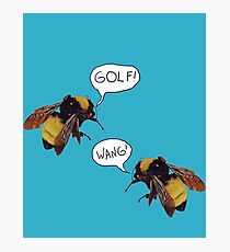 Lámina fotográfica Golf Wang Scum Fuck Bees