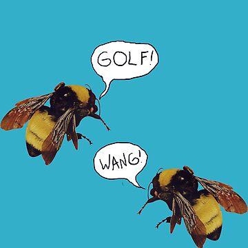 Golf Wang Scum Fuck  Bees by yoitsthiskid