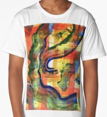 Map Long T-Shirt