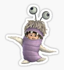 boo from monsters inc Sticker