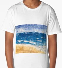 Sea Shore Long T-Shirt