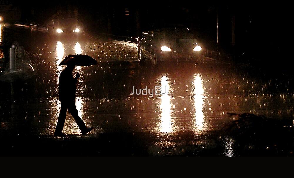 It was a rainy night by JudyBJ