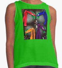 """""""Brothers"""" Contrast Tank"""