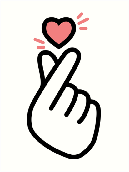 """""""korean Heart Fingers Shirt Finger Heart Sign"""" Art Prints. Transient Ischemic Attack Signs. Bleeding Signs. Human Lung Signs. Quicksand Signs. Calendar Signs Of Stroke. Dsm Signs Of Stroke. Guest Room Signs. September 20th Signs"""