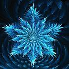 Snowflake Puff by Beatriz  Cruz