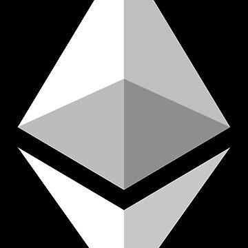 Ethereum Logo by misdememeor