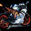 KTM by Peter Rattigan