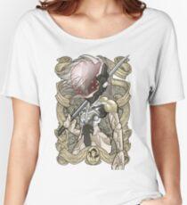 Raiden - MGS4 Women's Relaxed Fit T-Shirt