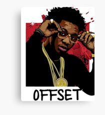The swaggie offset Canvas Print