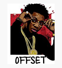 The swaggie offset Photographic Print