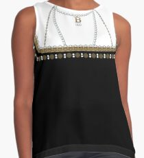 Anne Boleyn Necklace Contrast Tank