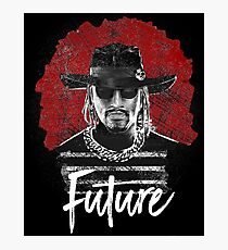 Swaggie men Future Photographic Print