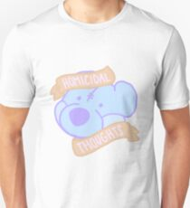 homicidal thoughts Unisex T-Shirt