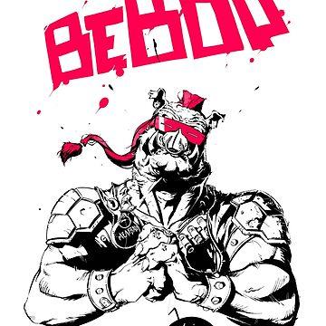 Bebop by superbeckmann