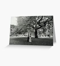 Romance Greeting Card