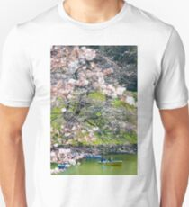 Cherry Blossom Lovers Unisex T-Shirt