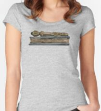 River Song Sonic Screwdriver Women's Fitted Scoop T-Shirt