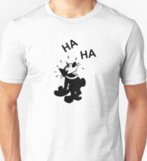 Ha Ha Cat T-Shirt
