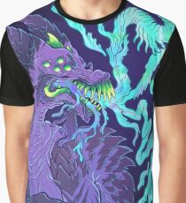 Tendril Breath Graphic T-Shirt