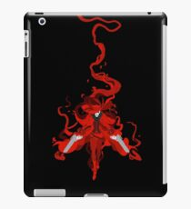 Red Death iPad Case/Skin