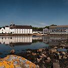 Islay: Laphroaig Distillery by Kasia-D