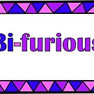 Bi-Furious 1 by Deborah Singer