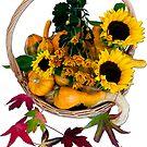 Autumn Basket by Rae Tucker