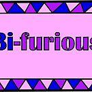 Bi-Furious 4 by Deborah Singer