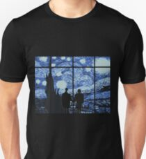 Watching the starry night! T-Shirt