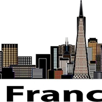 San Francisco Skyline by sgnakbud