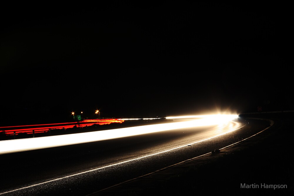 At The Speed Of Light by Martin Hampson