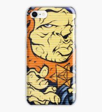 The Master of the World iPhone Case/Skin