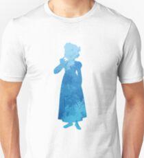 Girl Inspired Silhouette Unisex T-Shirt