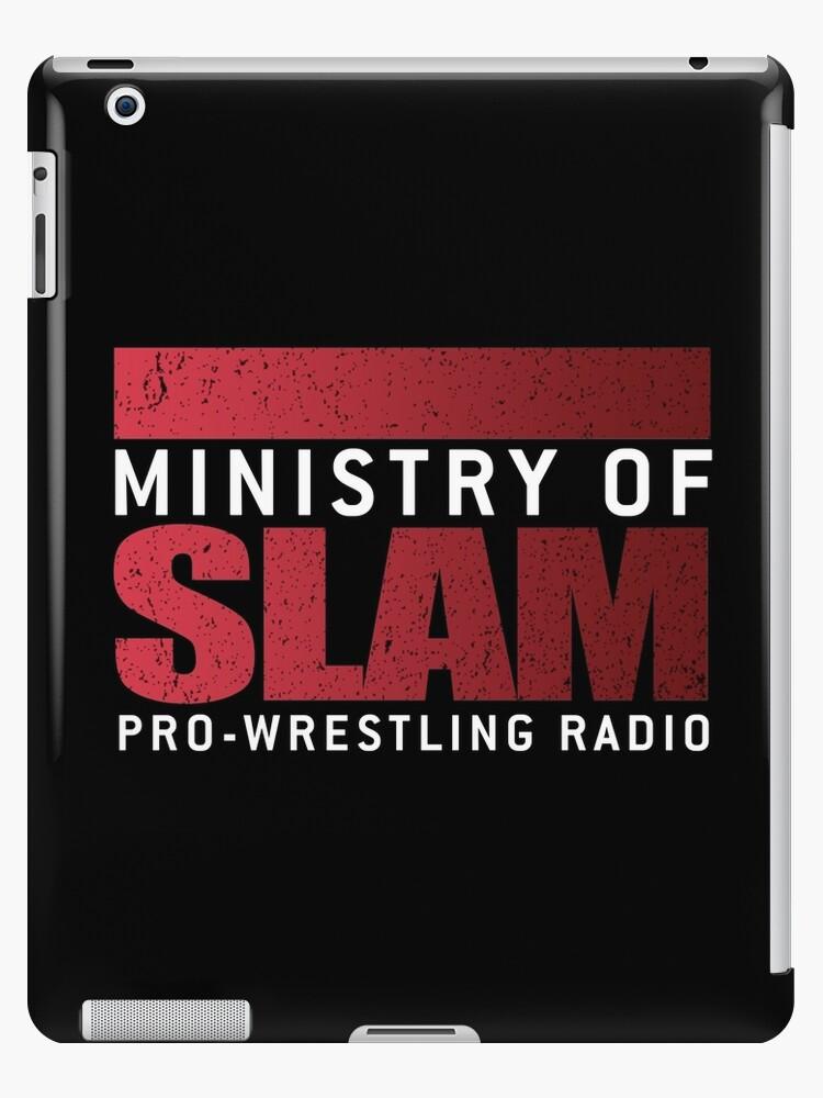 Ministry Of Slam Logo Gear by Lee Tyers