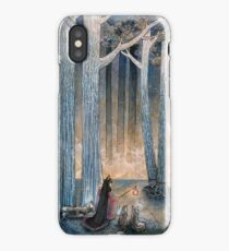 Beginning - Kitsune Fox Yokai Japanese iPhone Case/Skin
